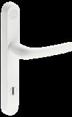 prosecure door handle 240mm white